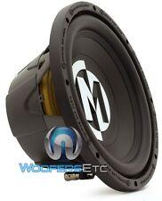 "MEMPHIS SRX10S4 10"" SUB 400W MAX 4-OHM CAR AUDIO SUBWOOFER BASS SPEAKER NEW"