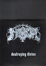 Immortal  – Destroying Divina  LP blue vinyl