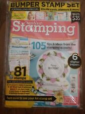 Creative Stamping Magazine - Issue 73 Journaling SpecialSealed