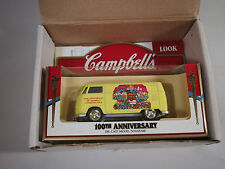 Campbells Soup Diecast 100th Anniversary VW Volkswagen Bus