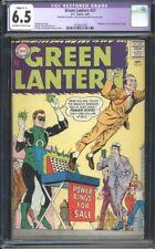 Green Lantern 31 CGC 6.5 (R) OW/W Silver Key DC Comic IGKC L@@K
