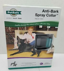 "PetSafe Dog Anti-Bark Citronella 24"" Spray Collar PBC00-13912 SEALED FREE SHIP"