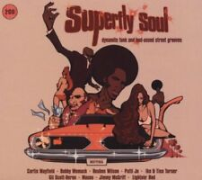 Superfly Soul - Dynamite Funk 2CD - 2009 The Complete New Sealed Music Audio CD