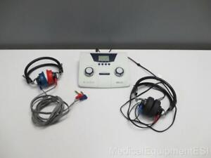 Maico MA-25 Portatile Audiometro DD45 & Wilfan Cuffie con Garanzia
