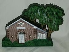 Shelia's Collectibles Year 2000 Whitefield Chapel Savannah Georgia Le 231/1500