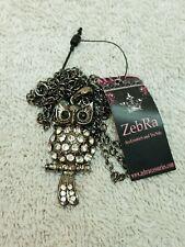 NEW! OWL NECKLACE JEWELRY SET!