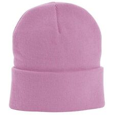 Pink Beanie Hat Great for Hiking, Camping, Running - STAY WARM this Winter!