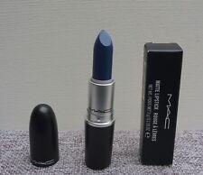 MAC Matte Lipstick, Shade: INDIGO-GO, 3g/0.1oz, Brand New in Box!