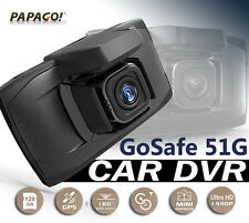 PAPAGO GoSafe 51G GPS Logger CAR DVR 1440P/Support OTG/160 wide angle/P