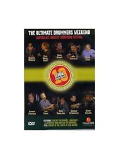 The Ultimate Drummers Weekend 10th Anniversary Performance Drums MUSIC DVD