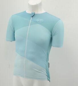 Verge Speed Women's Aero Jersey Short Sleeve XS Teal Brand New