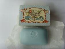 New boxed Crabtree & Evelyn Rare Vintage 100g Lily of the Valley soap bar