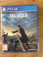 Final Fantasy XV 15 Day One Edition PS4, New and Sealed