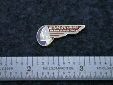 MOHAWK AIRLINES LOGO PIN.
