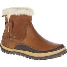 Merrell Sz 9.5 Tremblant Pull On Polar Leather Women Waterproof Snow Boot J45932