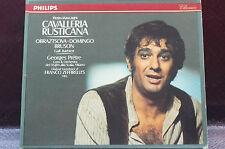 Rare Mascagni Cavalleria Rusticana Obrazsova Domingo CD Philips Classics 69 mins