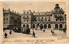 CPA  Grenoble - Place Vaucanson des Postes et Télégraphes    (244013)