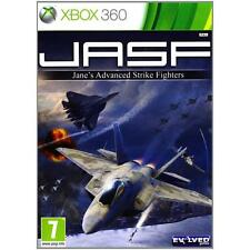 Pal version Microsoft Xbox 360 Jane's Advanced Strike Fighters