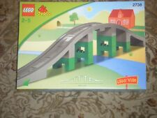Lego Duplo Train Bridge, set 2738, new and sealed in box, discontinued