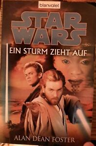 Star Wars. Ein Sturm zieht auf von Alan Foster (2008, Taschenbuch)