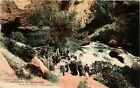 CPA Fontaine de Vaucluse - La Source Haute á sa naissance (293515)
