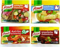 Knorr Soup Cubes Natural Flavored Seasoning Quality Taste Happy Meal Delicious
