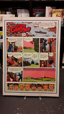 Steve Canyon #12 Comic Art Gertie Daily 102 Milton Caniff 1975