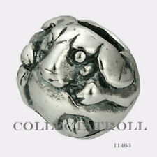 Authentic Troll Beads Silver Chinese Dog Trollbead 11463  TAGBE-40030