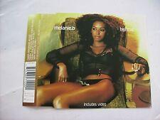 MELANIE B - TELL ME - CD SINGLE 2000 LIKE NEW - SPICE GIRLS