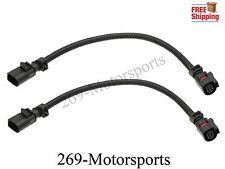 Fits Mustang 02 Sensor Extension Harness 2011-2014 GT Front O2 Pair