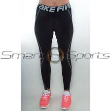 Womens Fitness Compression Skin Tight Pants Legging Running Gym Black XS-4XL TFx