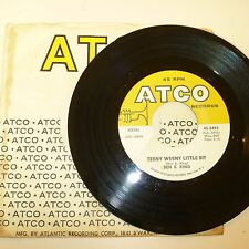 NORTHERN SOUL 45 RPM RECORD - BEN E KING - ATCO 6493