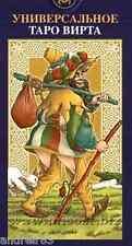 Tarot Cards Universal Virta 78 cards + instruction Taro TC126