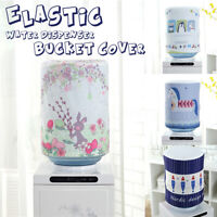 Water Bucket Dispenser Christmas Dust Cover Container Bottle Purifier Decor  /