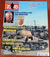 HEFT 39 / 45 N° 196