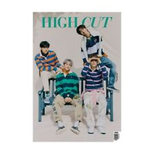 [HIGH CUT] 260. SEVENTEEN Photobook Magazine, Vernon / Hoshi / Min Gyu / The 8