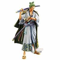 One Piece Roronoa Zoro Figur Wanokuni  The Grandline Men Manga original