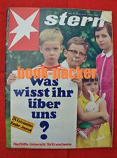 Estrella 1966 nº 27: asesino Jürgen Bartsch/NPD se enfrenta ya en el bundestag