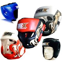 Onex Kids Head Guard Gear Junior Boxing Kick MMA Martial Arts Traning Helmet
