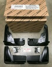2019-2020 Toyota Corolla HATCHBACK ONLY PK389-12K00-TP Genuine OEM 4 Pc MudFlaps