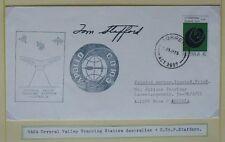 s1374) ASTP Apollo - Soyuz Tracking Estación Australia 15.7.75 Autopen Stafford