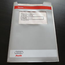 Werkstatthandbuch Audi A3 8L ab 1997 Fahrwerk Bremsen Lenkung ABS Radaufhängung