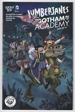 LUMBERJANES / GOTHAM ACADEMY #1 | Newbury Comics Variant | RARE | Boom! | NM-