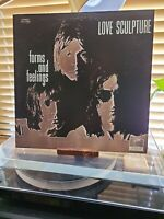 Love Sculpture Forms And Feelings ,1970 Parrot records original press, Vg+/Vg+