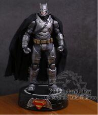 Super Hero Batman / Wonder Woman / Superman Statue with LED Light PVC Figure