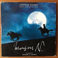 Stephan Eicher CD Bande Originale Du Film Monsieur N. - Promo - France (VG/EX)