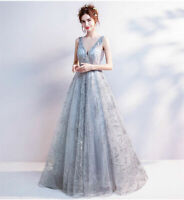 Formal Prom Evening Cocktail Party Ball Gown Wedding Dress Bridesmaid Dresses