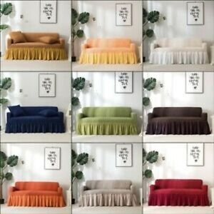 1 2 3 4 Seater Elasticity Jacquard Couch Cover Slipcover Home Decoration
