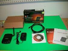 Original Xbox Microsoft OEM Broadband Network Wireless Adapter MN-740 - Tested