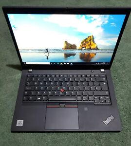 Lenovo Thinkpad T14 Gen 1 Laptop Core i7-10510U, 512GB, 16GB RAM Warranty 3 year